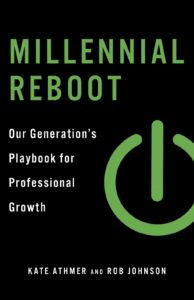 Millennial Reboot Cover - Kate Athmer and Rob Johnson