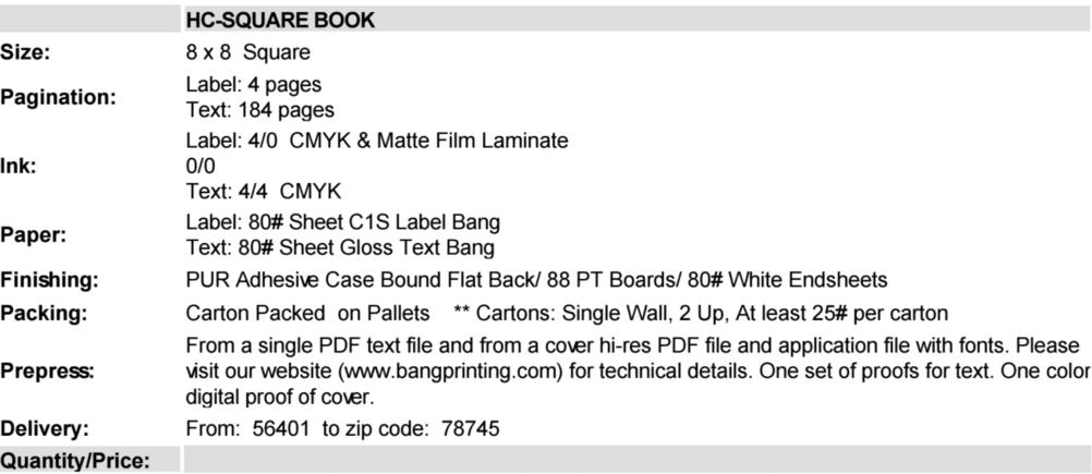 Kickstarter Printer Pricing