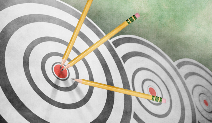 feature image pencils in bullseye