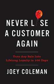 Never Lose a Customer Again