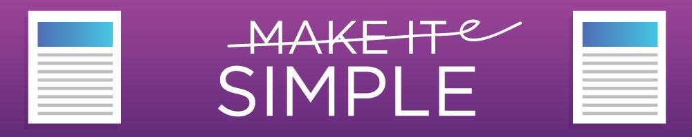 make-writing-simple