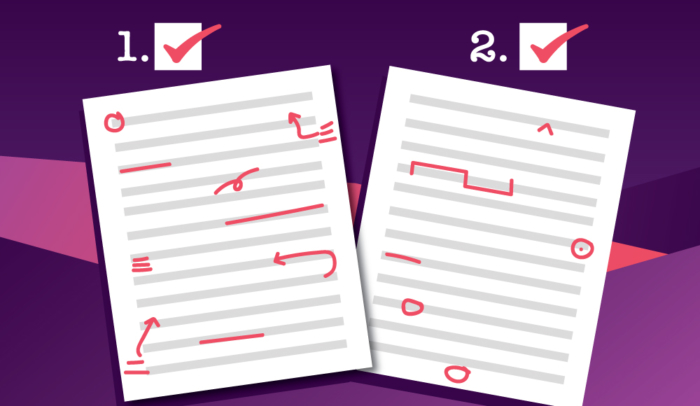 Copyediting vs  Proofreading: What's the Difference?