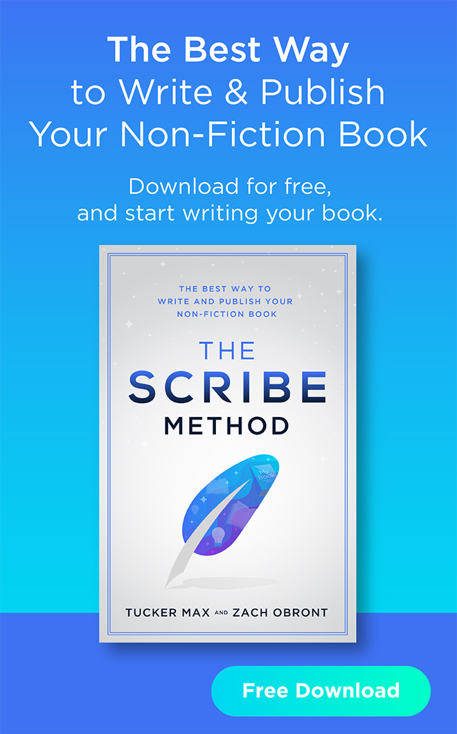 How To Write The Perfect Book Title (Scribe Guide)
