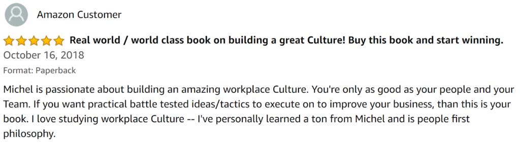 Michel Falcon Book Review