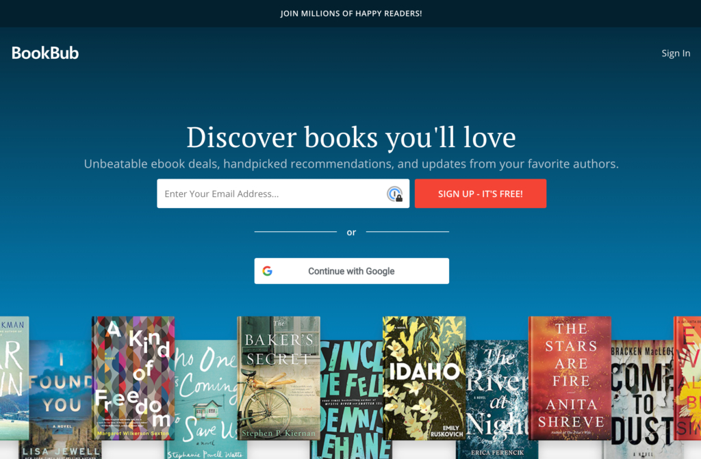 Book Promotion Sites Services That Actually Work