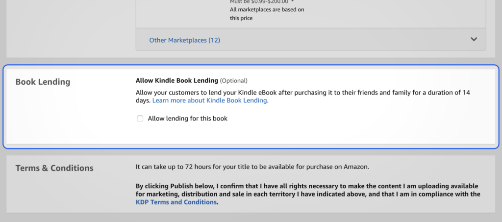Book Lending box