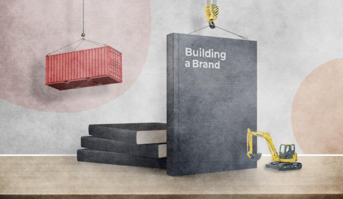 image of a crane lifting a book