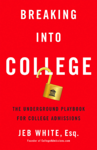 Breaking Into College cover
