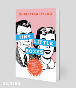 Tiny Little Boxes Book Cover