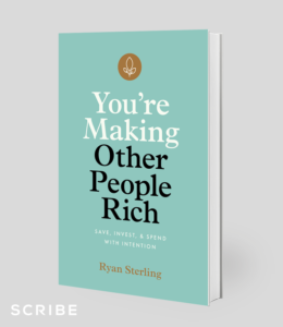 You're Making Other People Rich Book Cover