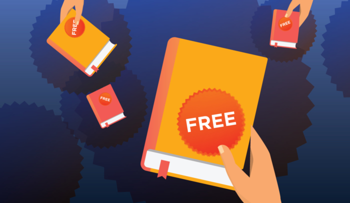 Giving Away Free Books