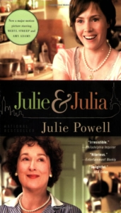 Julie Powell's book cover