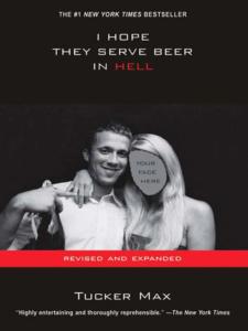Tucker Max's book cover