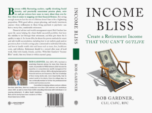 Income Bliss book sleeve