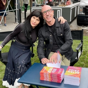 ron thurston with reader