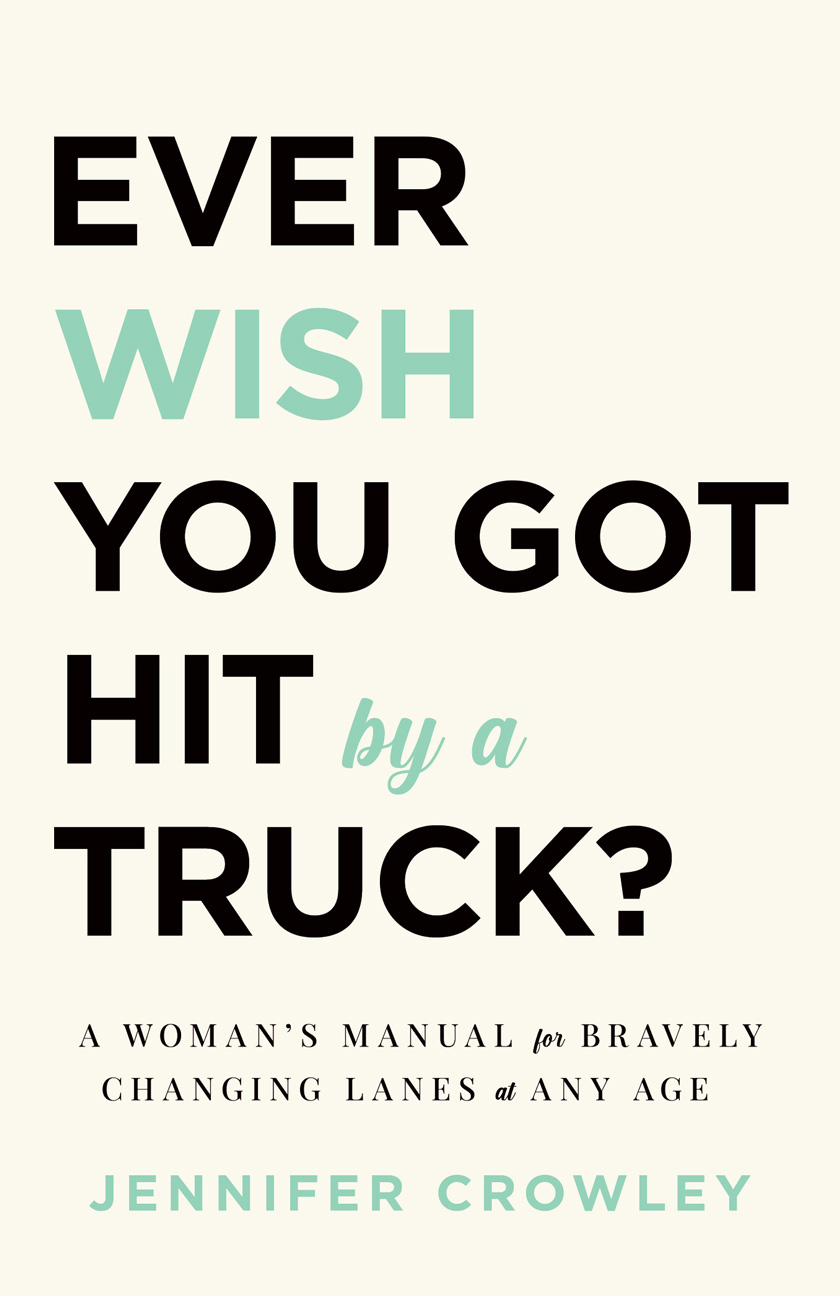 Ever Wish You Got Hit by a Truck?