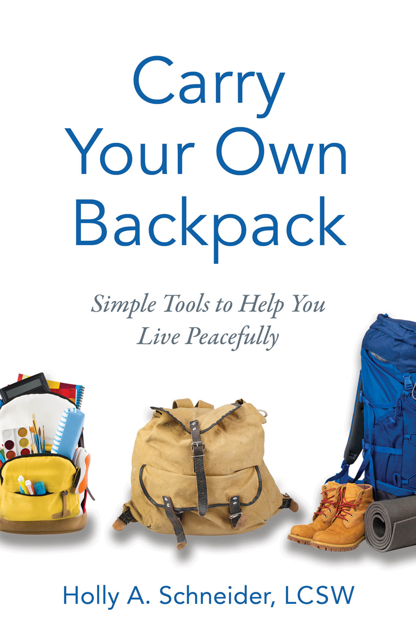 Carry Your Own Backpack