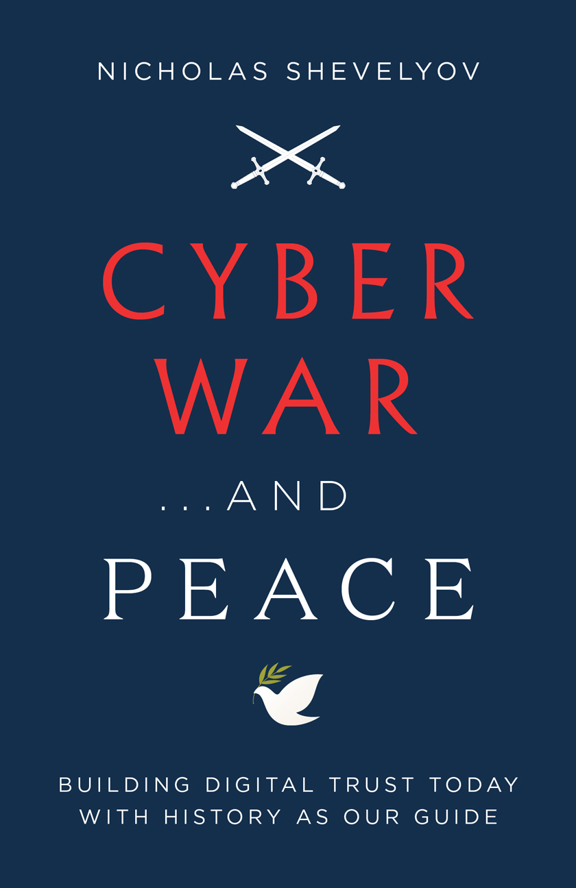 Cyber War…and Peace