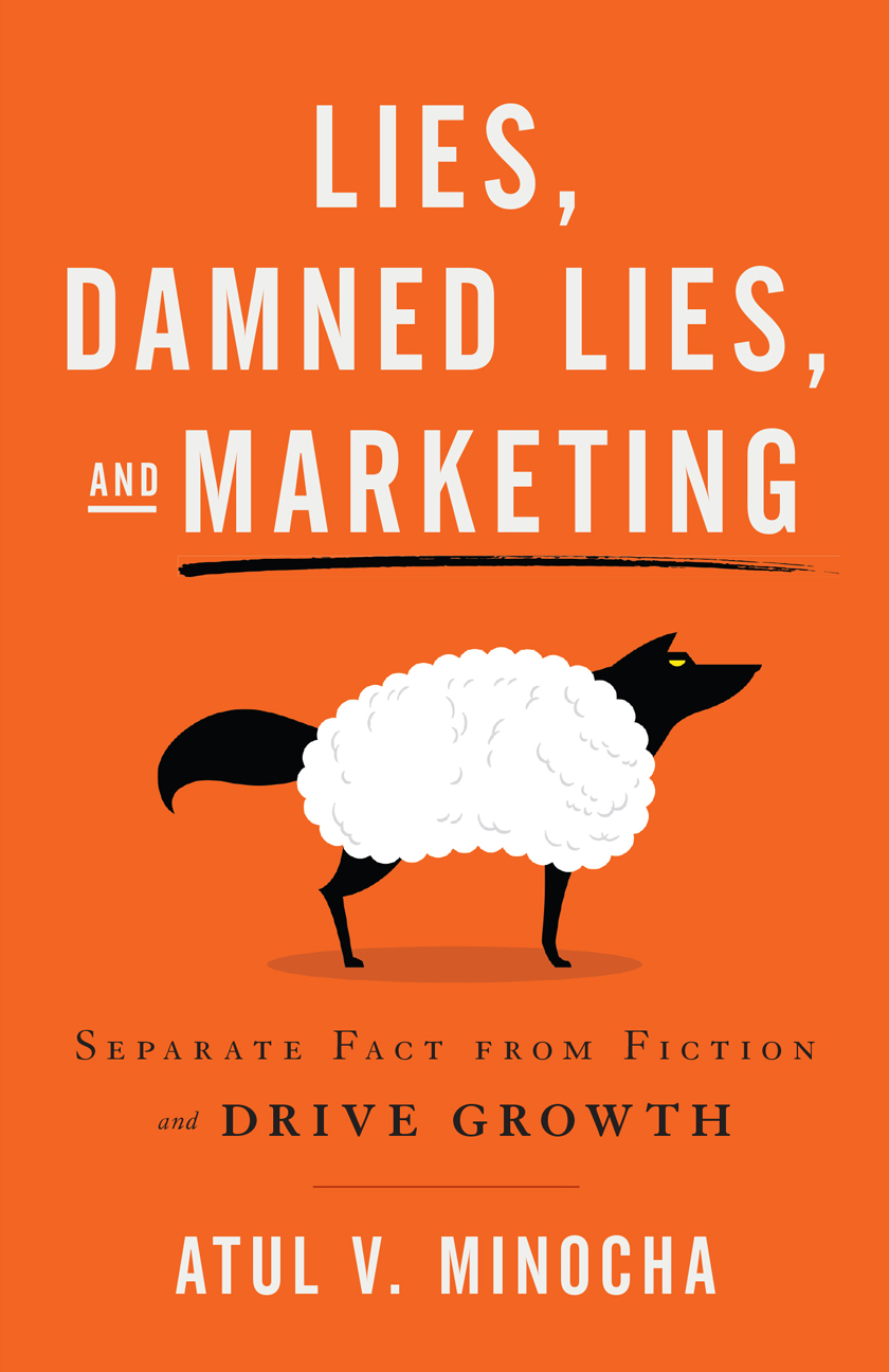 Lies, Damned Lies, and Marketing