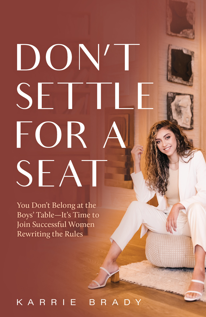 Don't Settle For a Seat